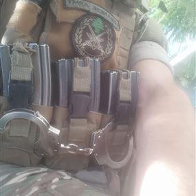 بعد مقتل الرقيب أول محمد الأسمر..عائلة الجاني تسلمه للجيش