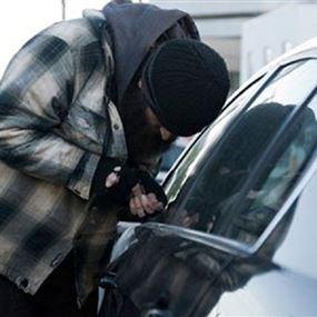 سرقة عدد من السيارات في الضنية...