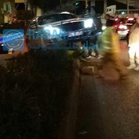 بالصور: حوادث سير في المتن تسبق بزوغ الفجر