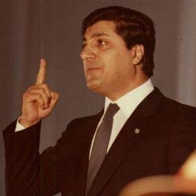 هلموا يا شباب الأشرفية وكل لبنان نتذكر... الرئيس القوي