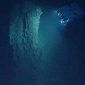 العثور على هرمين تحت مياه المحيط الأطلسي (فيديو)