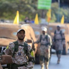 إسرائيل تُطالب بانسحاب حزب الله من جنوب سوريا