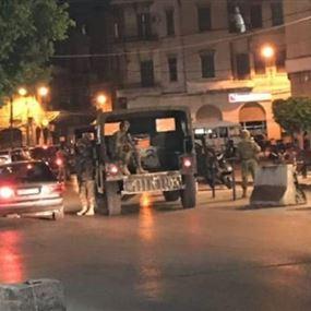 بعد استشهاد احد العسكريين.. توقيف عدد من المتورطين