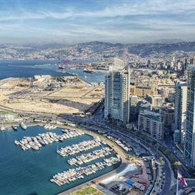 شركة طيران توقف رحلاتها إلى بيروت