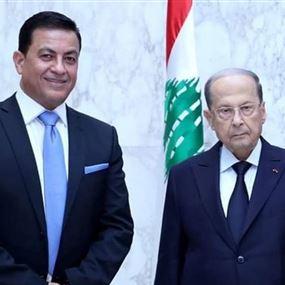 كليب: الرئيس عون معتاد على احداث صدمات فماذا لو قرر الاستقالة؟