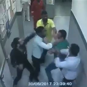 بالأسماء: شعبة المعلومات توقف المعتدين على مستشفى بحنس