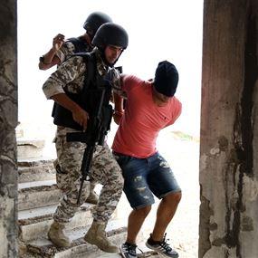 إرهابي في قبضة الأمن العام