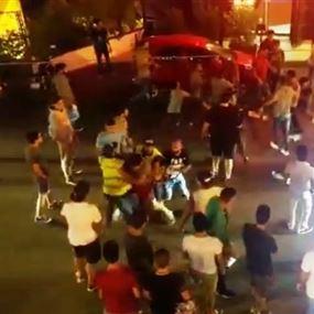بالفيديو: مشاهد مؤسفة لا تشبه برمانا ولا أهلها!
