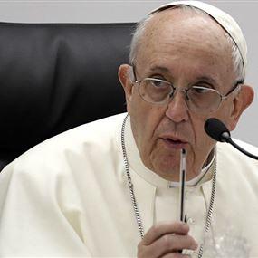 البابا يكشف عن تعرض راهبات للاغتصاب على أيدي كهنة وأساقفة