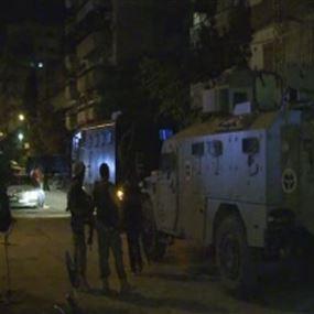 انتهاء العملية الأمنية في طرابلس بمقتل الإرهابي عبد الرحمن