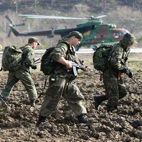 قوات روسية تبدأ بتنفيذ أمر بوتين في سوريا