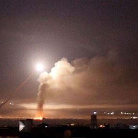 مقتل ثلاثة عسكريين في عدوان إسرائيلي على جنوب سوريا