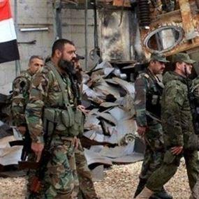 عنصران أمنيان لبنانيان.. في قبضة الجيش السوري!