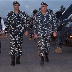 مذكرة توقيف بحق ضباط ورتباء في قوى الأمن