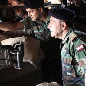 ملاك: حرب الجيش ضد الإرهاب ستبقى مفتوحة حتى تحرير آخر شبر