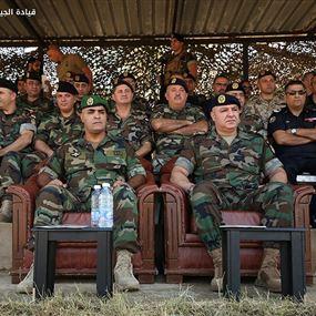 العماد عون: جيشنا لديه إرادة القتال والحرفية والكفاءة القتالية