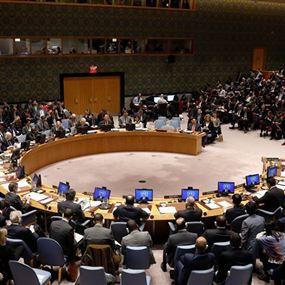 مجلس الأمن: لنزع سلاح جميع الجماعات المسلحة في لبنان