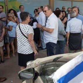 موظف دبلوماسي فرنسي موقوف في اسرائيل