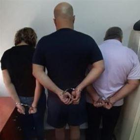 يروّج المخدرات في المعاملتين بمعاونة زوجته!