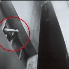 بالفيديو.. هكذا فتح السجناء ابواب نظارة قصر عدل بعبدا