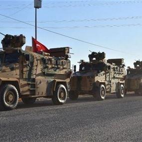 تركيا تبدأ هجوماً برياً على مواقع الأكراد