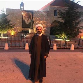 بالفيديو: ماذا فعل الشيخ محمد الحاج حسن في مار شربل؟