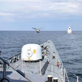 بالفيديو.. الاستيلاء على سفينة تجار المخدرات في المحيط الهادئ