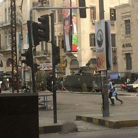 تبادل اطلاق النار بين دورية للجيش ومطلوب في طرابلس