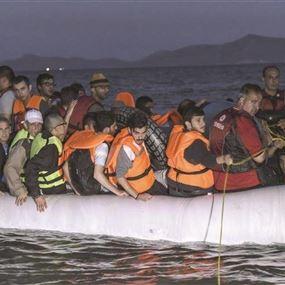 رحلات الموت.. عائلات من عين الحلوة مفقودة في البحر!