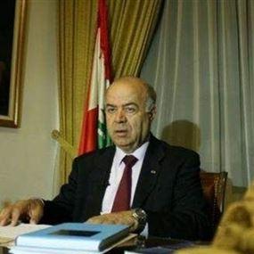 القاضي غانم: غادة عون لا يمكن أن تقدم إستقالتها إلى الرئيس عون
