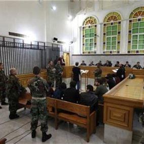 المحكمة العسكرية حكمت بالأشغال الشاقّة على ارهابيين راقبوا الجيش