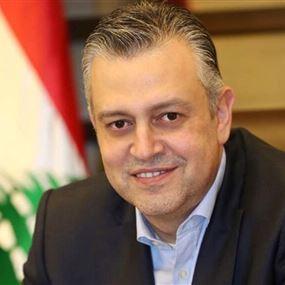 حبيش: ما حصل في مطار بيروت يستدعي فتح مطار القليعات