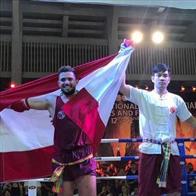 يوسف عبود بطل يستحق الميدالية الوطنية من الدولة اللبنانية!