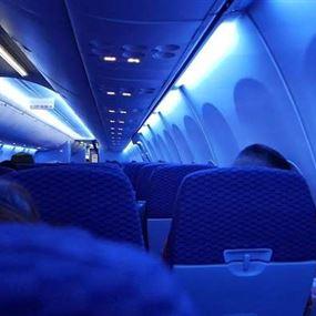 بالفيديو: طلّقته على متن طائرة متّجهة من بيروت الى انطاليا!