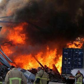 انفجار أم هجوم؟... رأي أميركي مُغاير بشأن كارثة بيروت