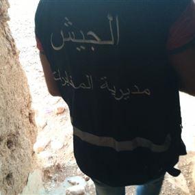 دهم مجمّع الأوزاعي وتوقيف 50 سورياً
