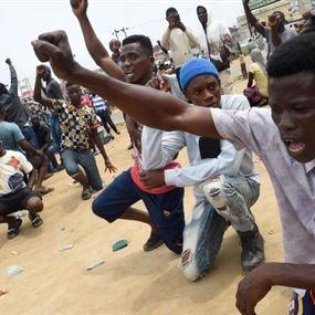 نيجيريا تفرض حظرا للتجول 24 ساعة في لاغوس (فيديو)