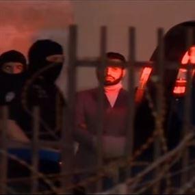 بالفيديو: إرجاء محاكمة أمير الكبتاغون بسبب عناصرِ أمنِ المطار!