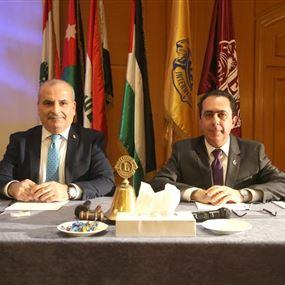 الليونز أطلق حملة دعم مرشحه للرئاسة الدولية سليم موسان