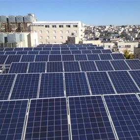 محطة كهربائية من الطاقة الشمسية في لبنان.. هذه قدرتها القصوى!