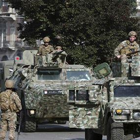 عملية إعادة انتشار للجيش في كافة المناطق... ما السبب؟