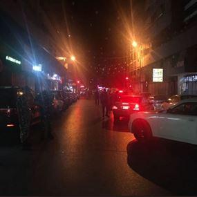 نجل الوزير أوقِف ليل أمس في بيروت