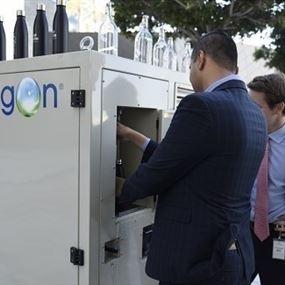 نظام جديد لتحويل الهواء إلى مياه!