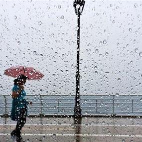الأمطار تعود إلى لبنان اليوم وغدًا!