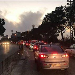 بعد الحادثة التي حصلت على طريق عام عجلتون.. البلدية توضّح