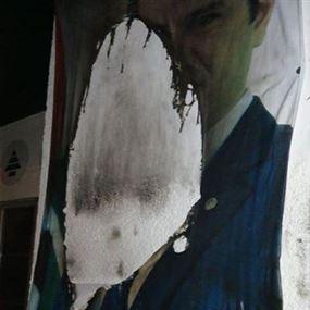 إدانة متهمين بإحراق صورة رئيس حزب الكتائب في سن الفيل