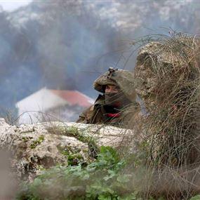 إستنفار إسرائيلي في مزارع شبعا إثر إنفجار لغم بحيوان بري!
