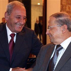 حزب الله تمكن من احتواء الخلاف بين الرئيسين؟!