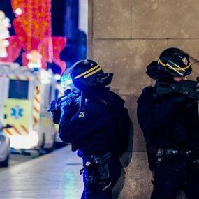مقتل منفذ هجوم ستراسبورغ خلال عملية أمنية