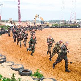 بالاسماء: الناجحون في الكلية الحربية بصفة تلميذ ضابط